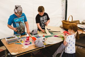 Art & Craft Workshops @ Sparrow Park | England | United Kingdom